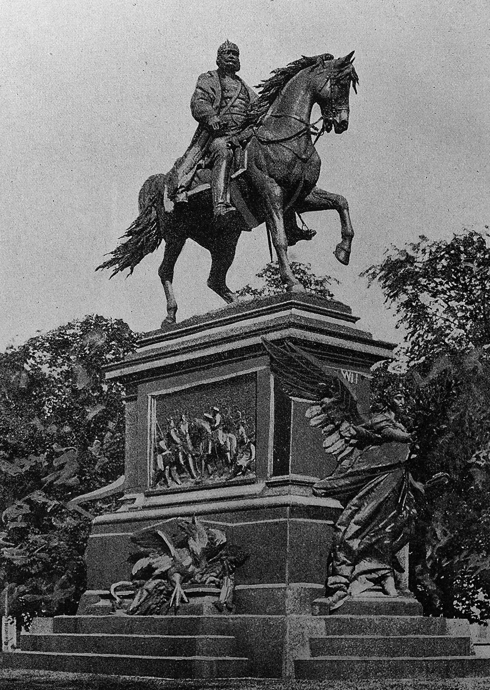 Denkmal Wilhelm 1 Denkmal Kaiser Wilhelm i