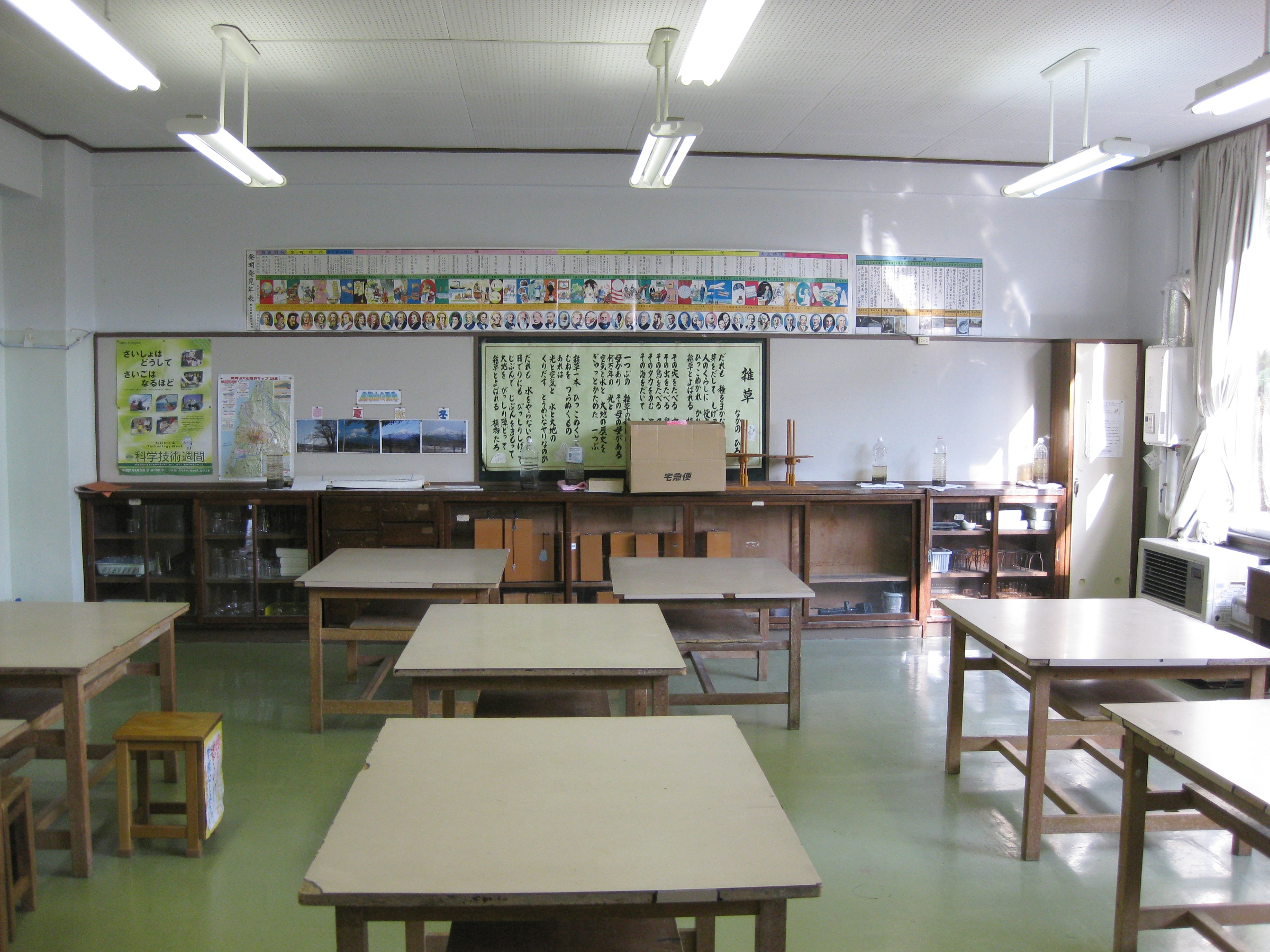 Science Classroom Decorating Ideas