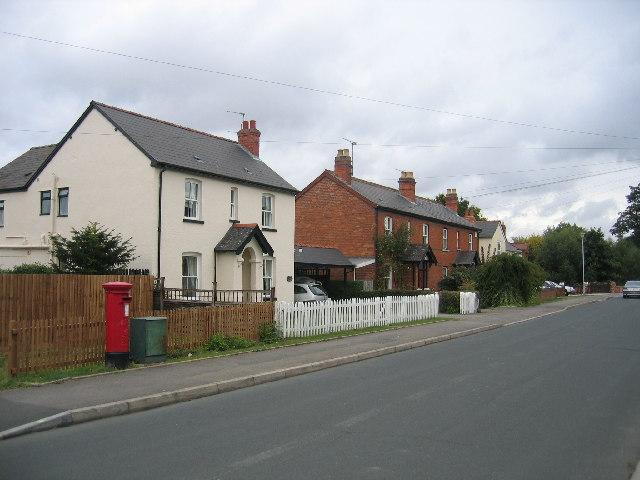 File:Kingscroft Road, Hucclecote - geograph.org.uk - 60390 ...