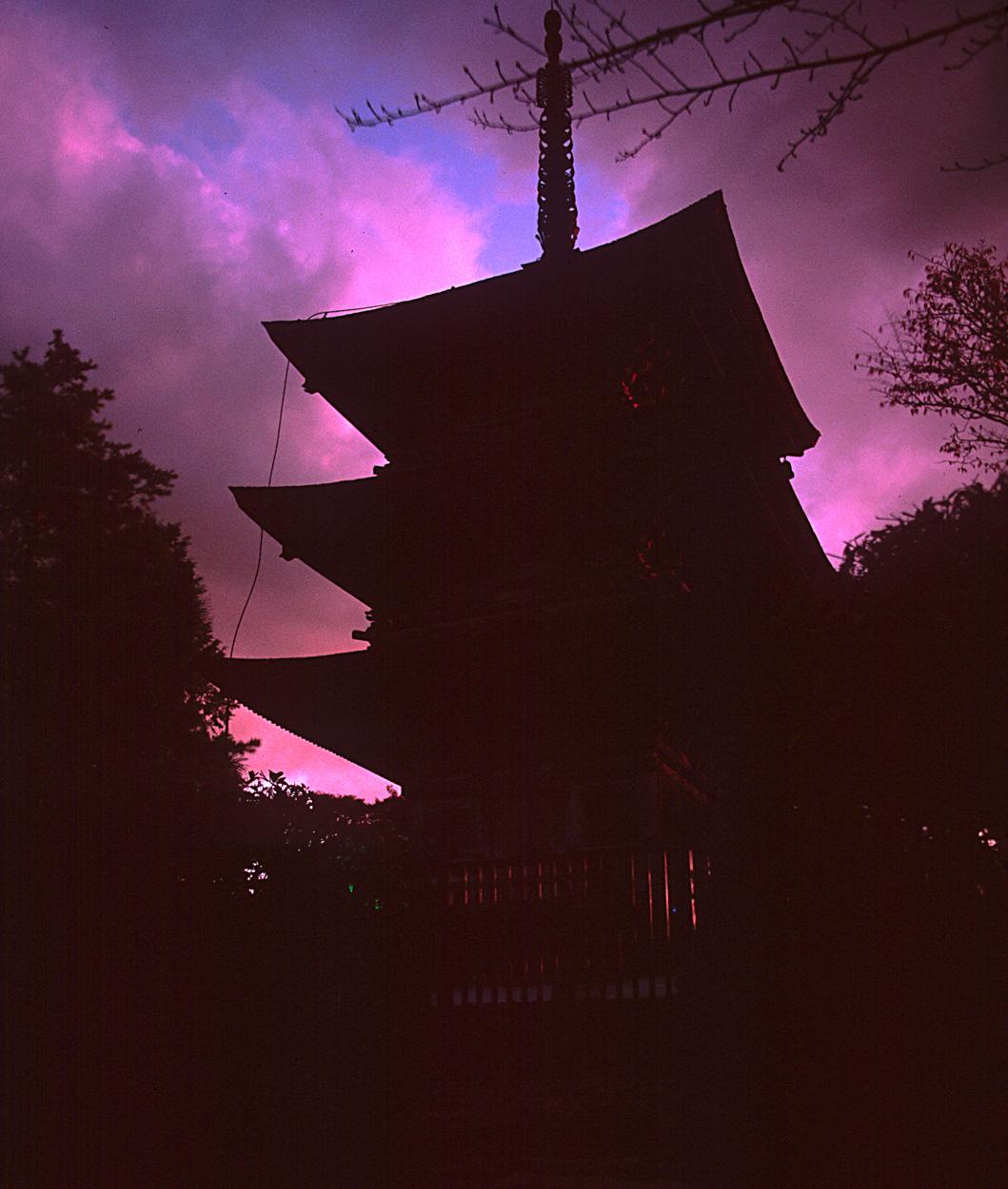 [Resim: KiyomizuderaPagodaSilhouette.jpg]