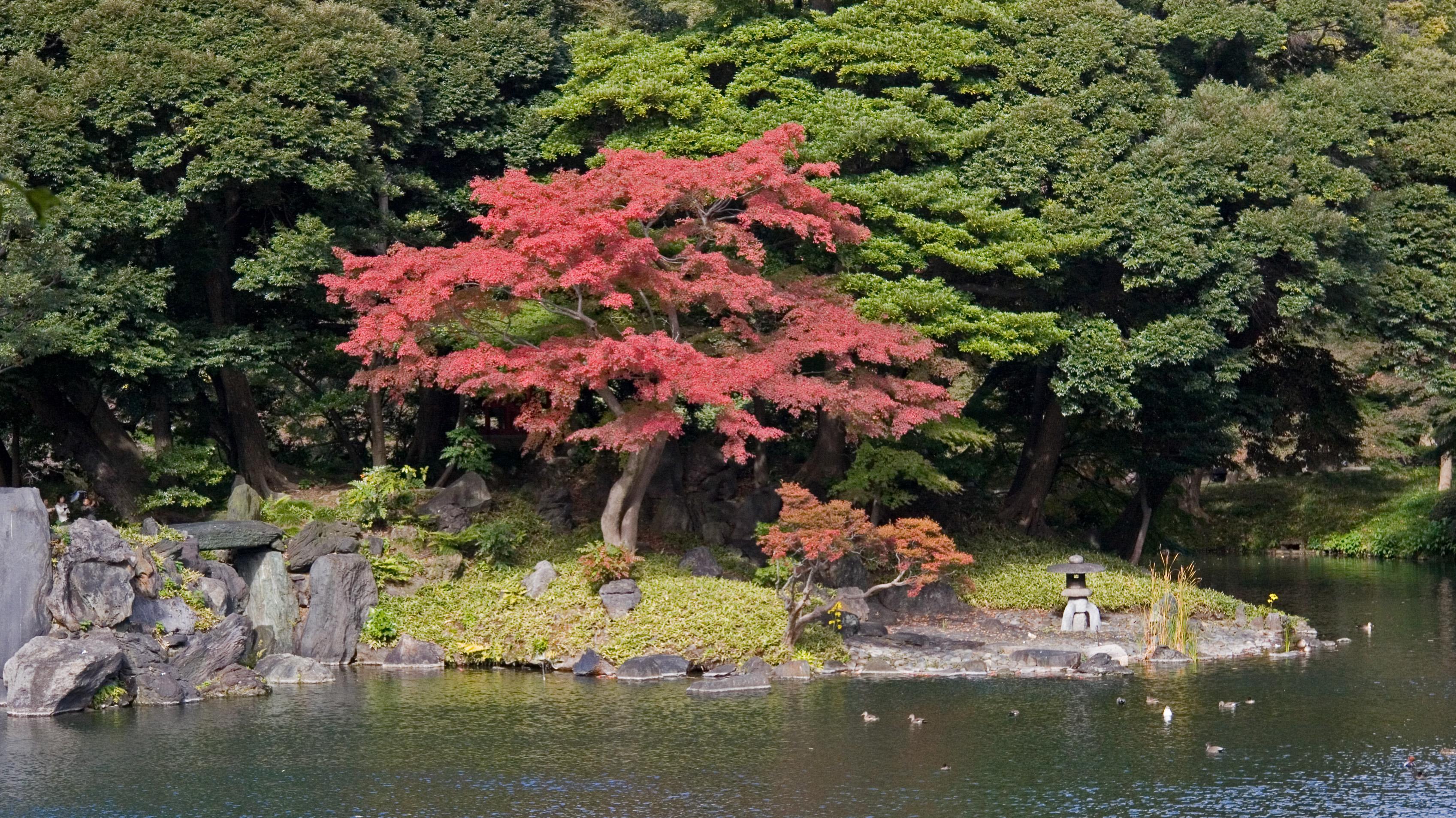 File:Koishikawa Korakuen - Benzai-Tenno-Miya.jpg ...