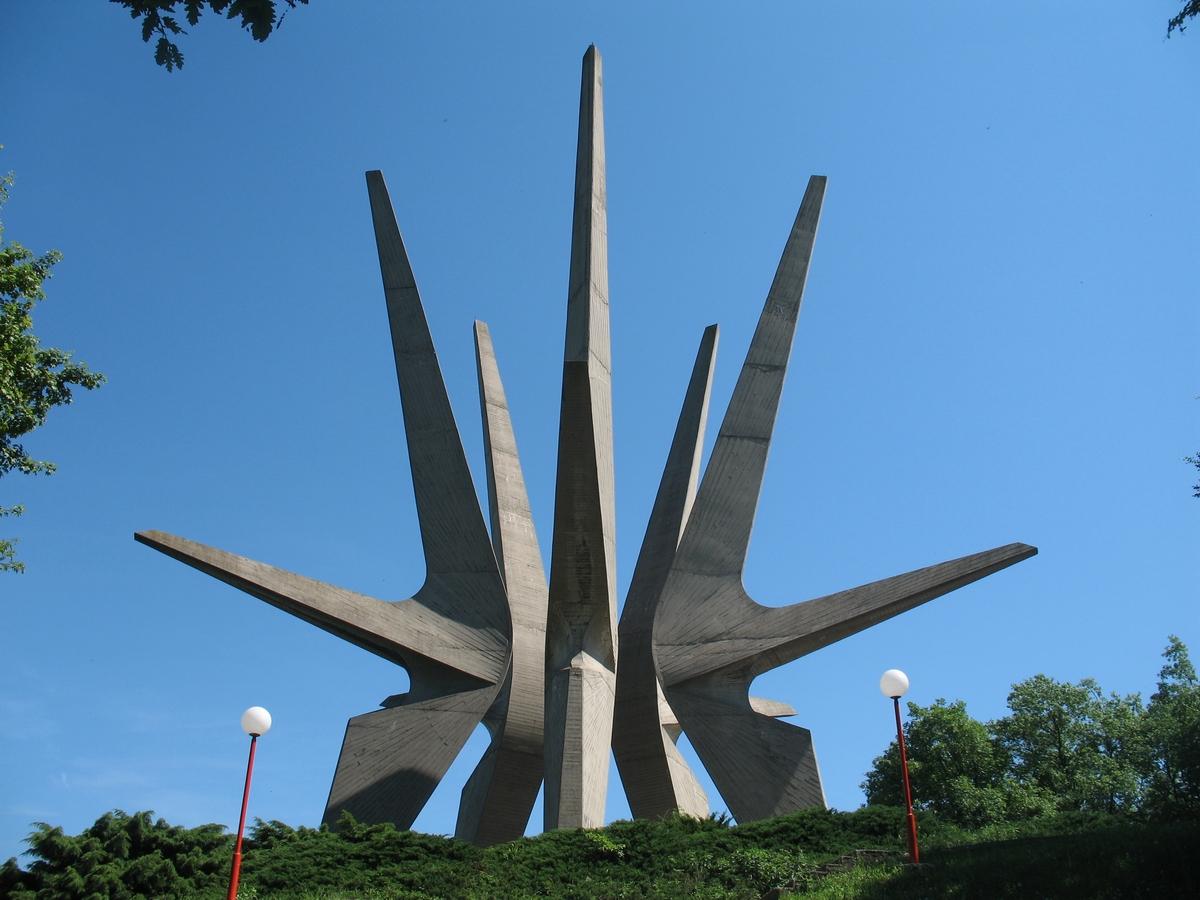 Spomenik Kosmaјskom Partizanskom Odredu Vikipediјa