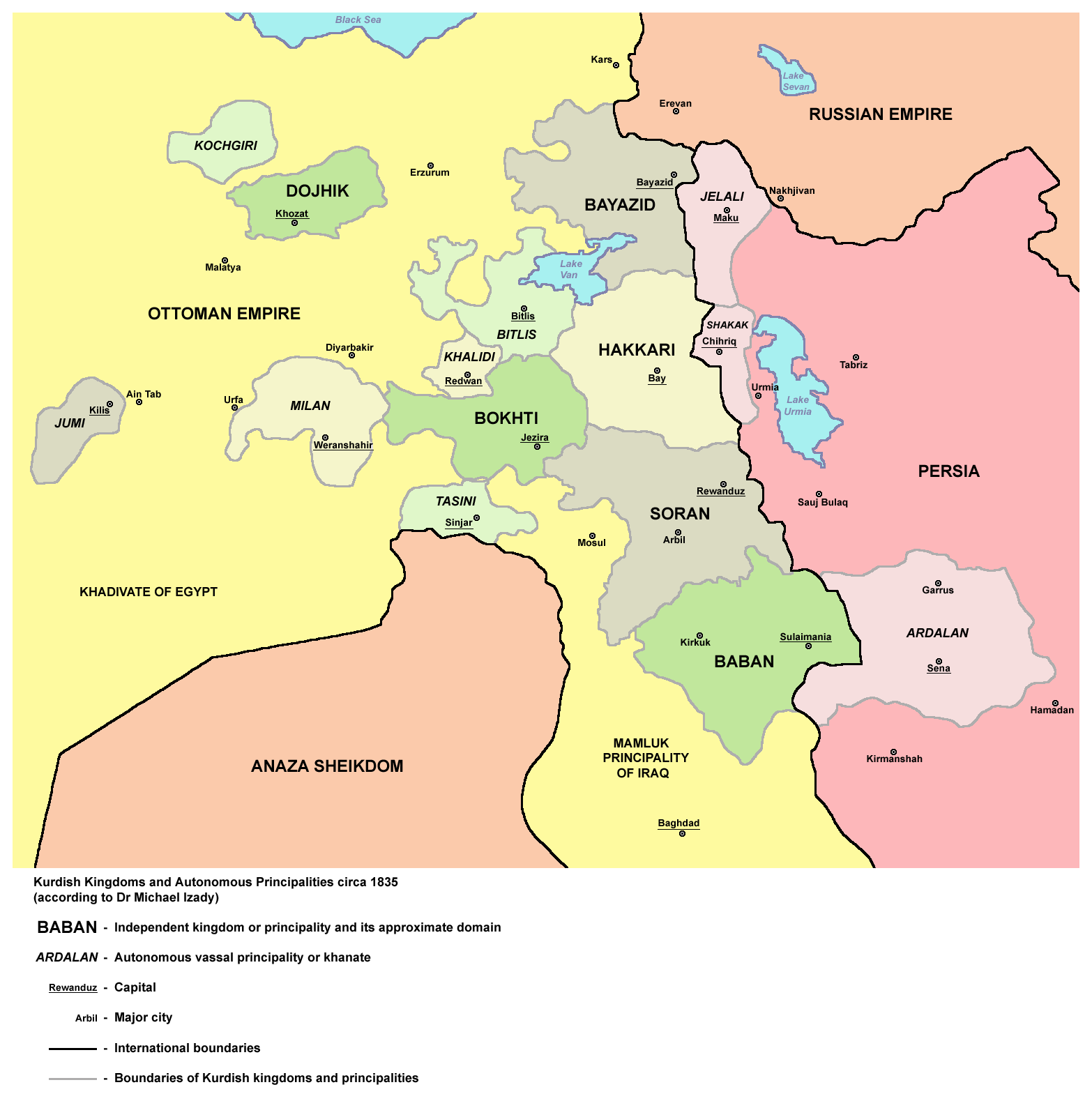 the history of turkish occupation in northern kurdistan Kurdistan: kurdistan, broadly  part in the troubled history of western  fourteen points stipulated that the non-turkish nationalities of the ottoman empire.