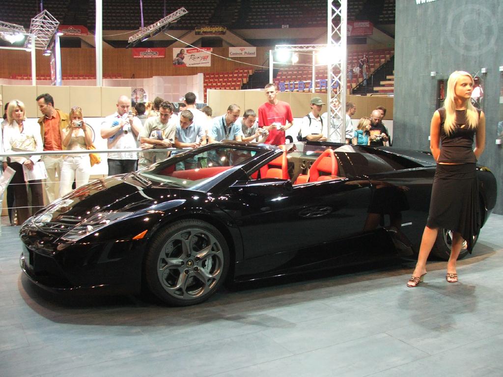 File Lamborghini Murcielago Roadster Jpg Wikimedia Commons