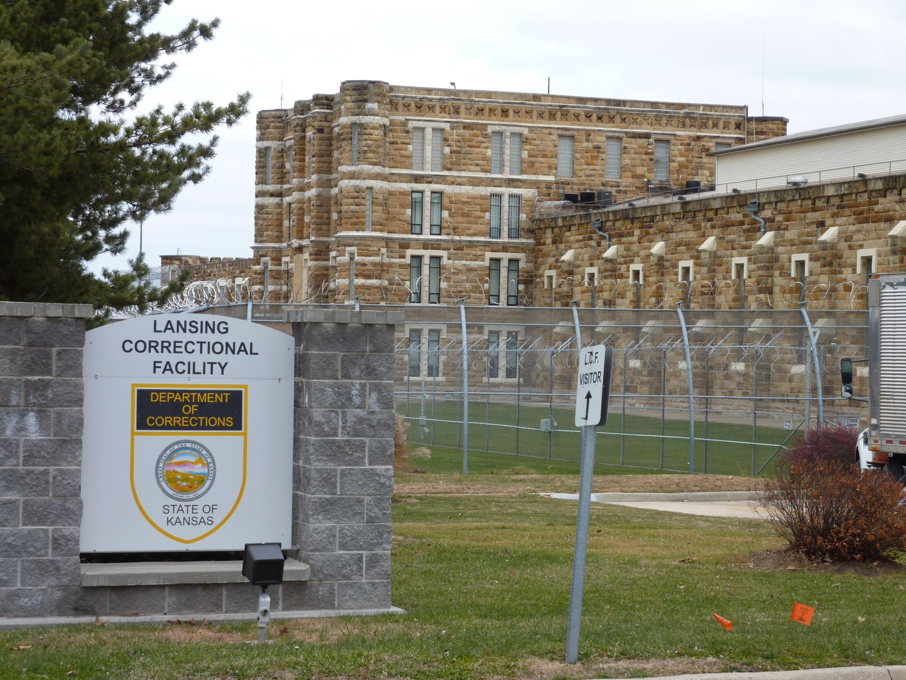 Lansing (KS) United States  city images : lansing correctional facility lansing correctional facility lcf is a ...