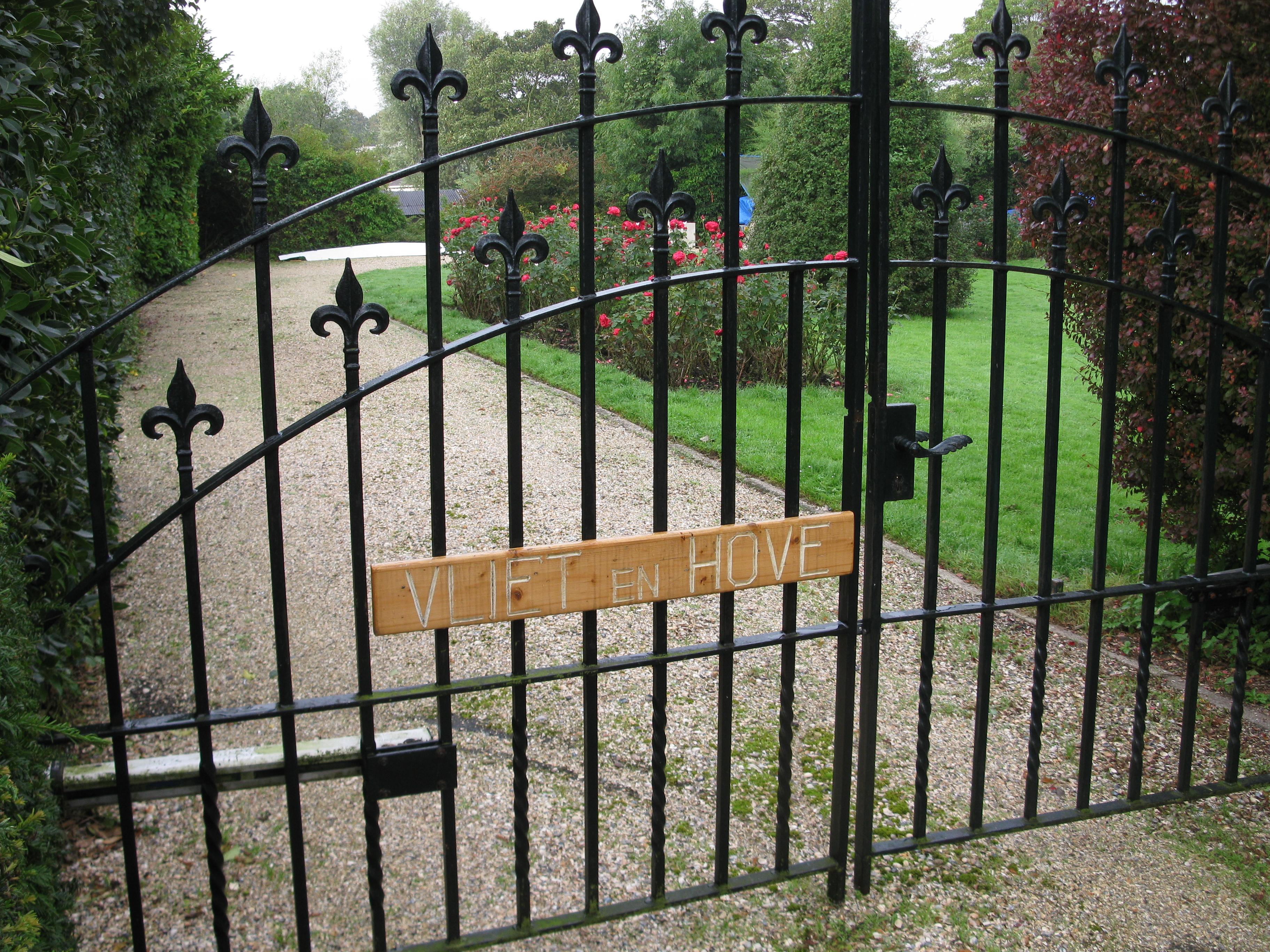 Goedkoop Hekwerk Tuin : Tuin hek best tuinhek van metaal ben jij op zoek naar een hekwerk