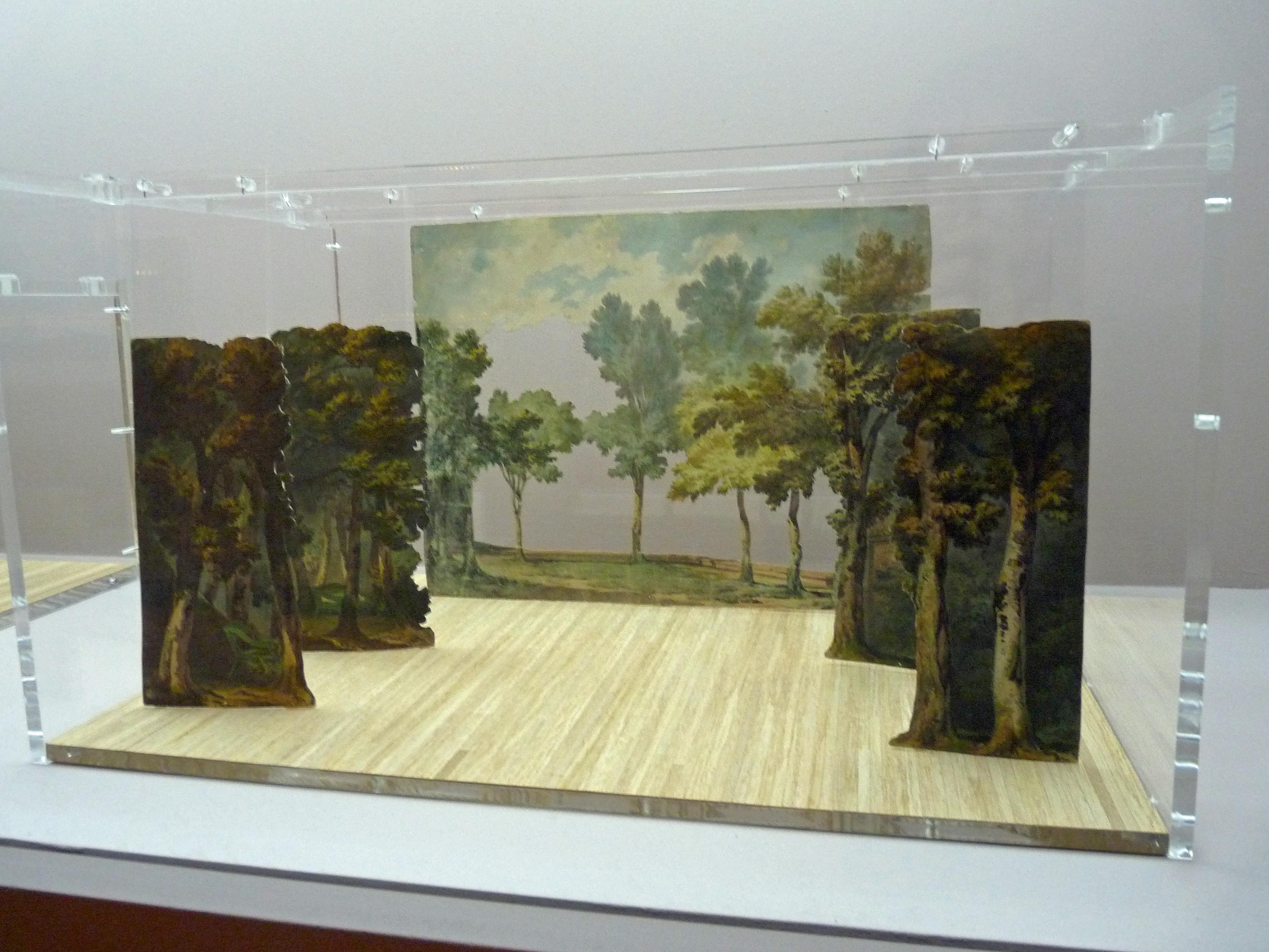 File Loutherbourg Décor de thé¢tre Les Jardins de Kensington