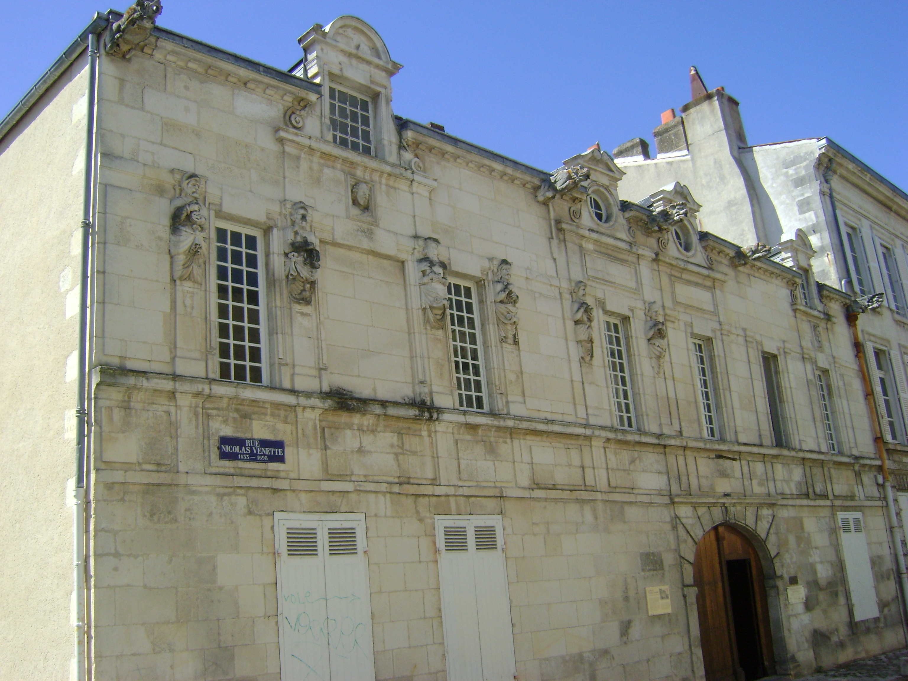 17th century french physicians for Maison nicolas