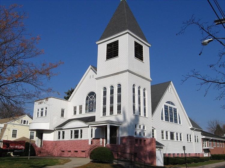Union Village Historic District Manchester Connecticut