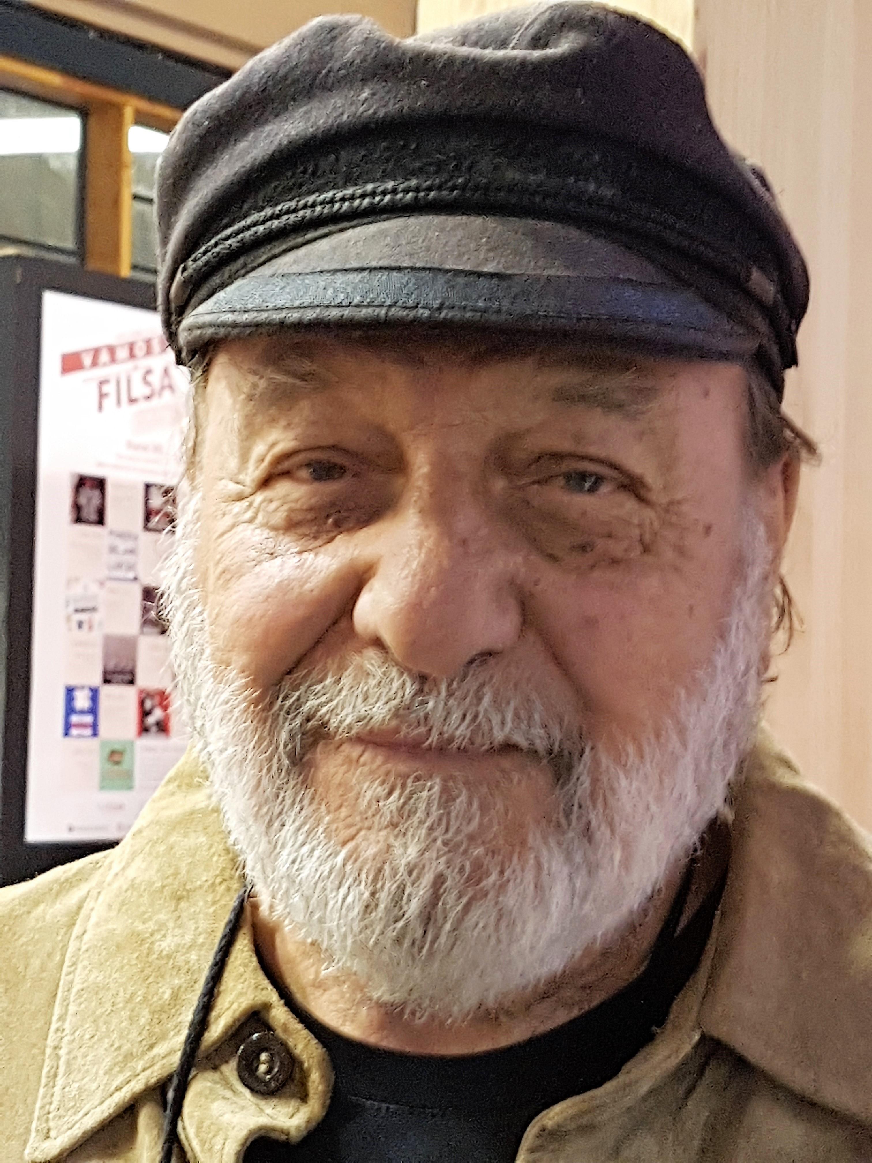 Manns en la Feria Internacional del Libro de Santiago