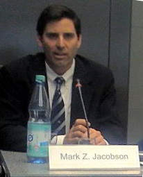Mark Z. Jacobson American climate- and energy scientist and professor at Stanford University