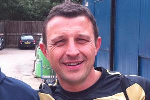 Colin Meldrum (footballer, born 1975) Scottish footballer and coach