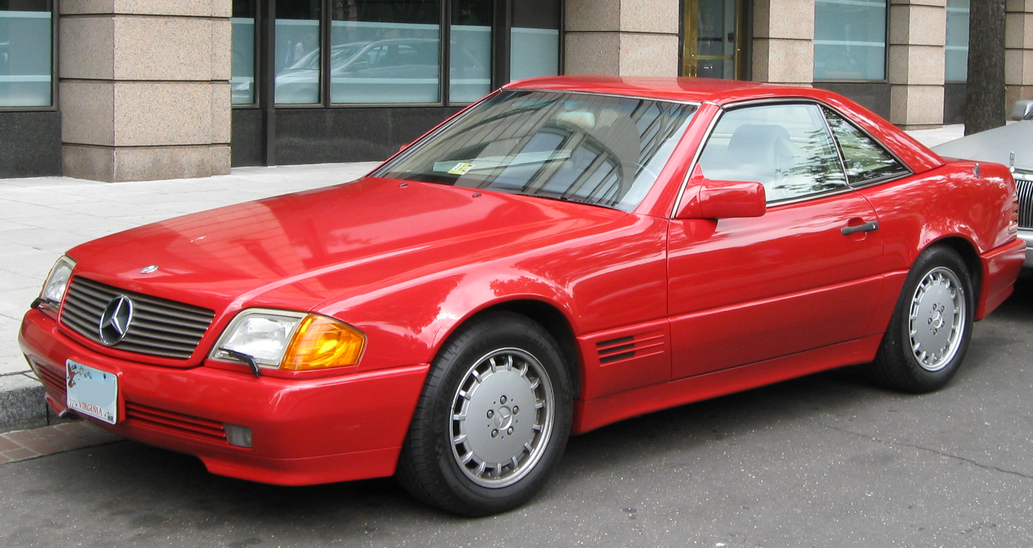 Mercedes benz r129 wikiwand for 90s mercedes benz