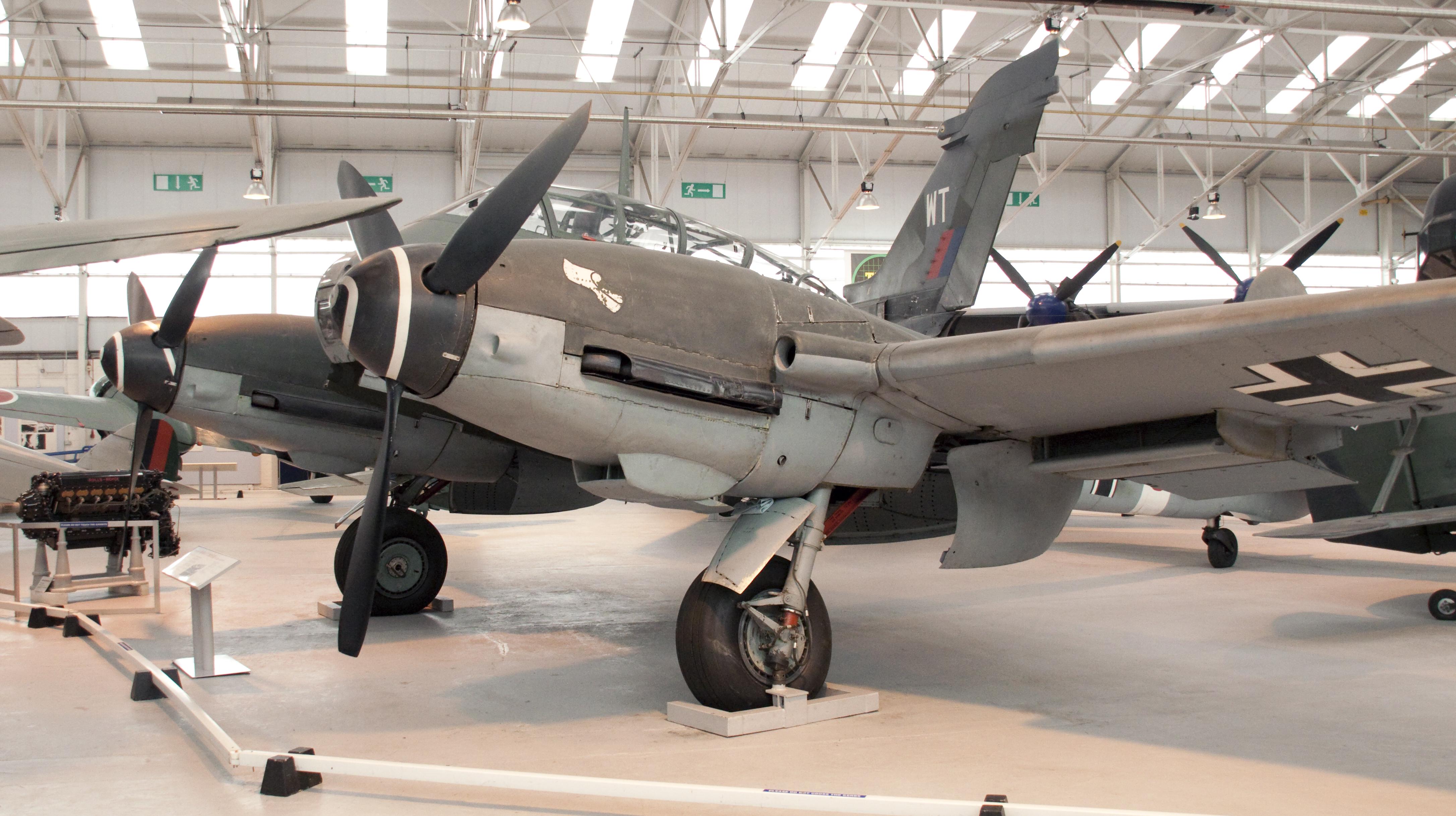 Messerschmitt Me 410 - Wikiwand
