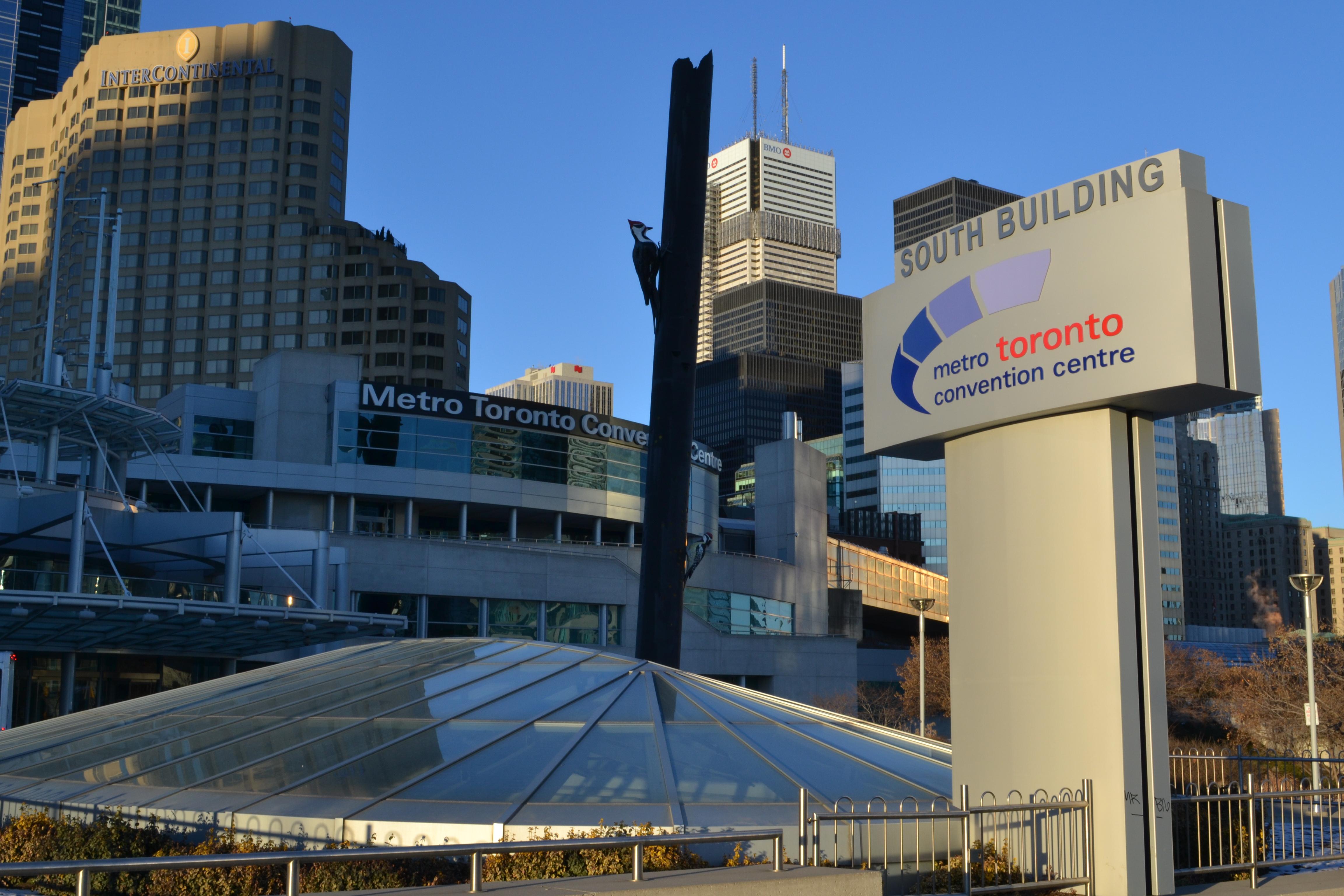 Metro Toronto Convention Center Food Tickets November Th
