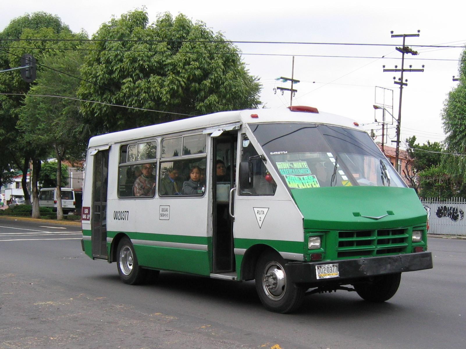 File:Mexico city microbus 1.jpg - Wikipedia, the free encyclopedia