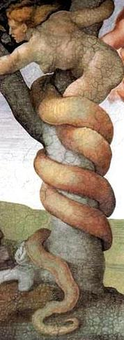 File:Michelangelo Bounarotti - The Fall and Expulsion of Adam and Eve - detail.JPG