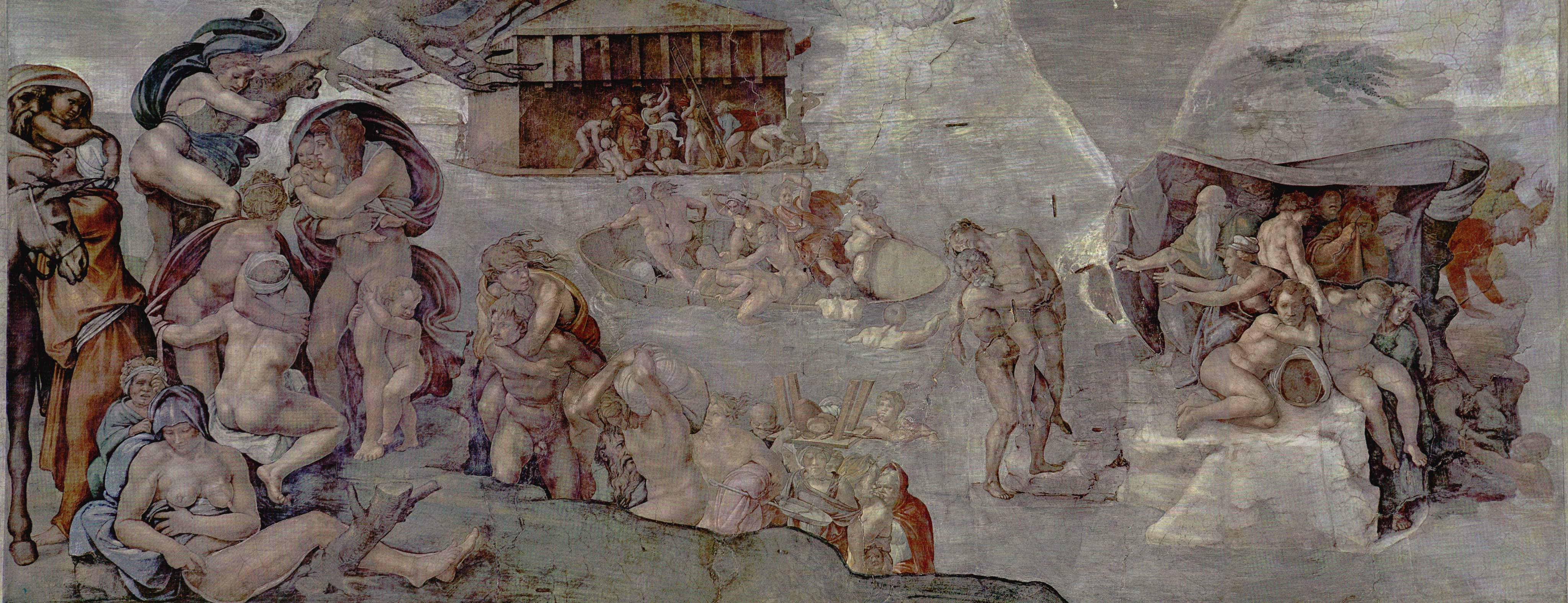roarshock.net - Sistine Chapel