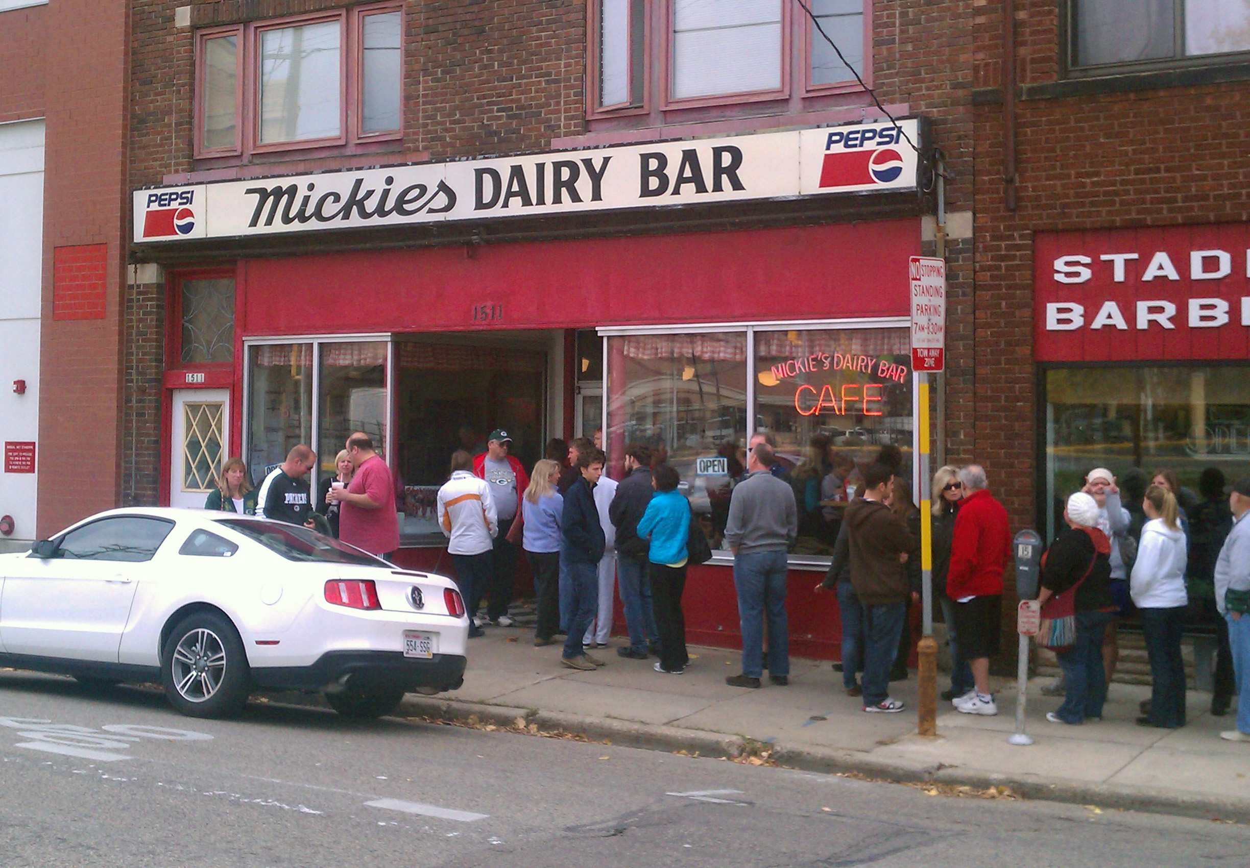Image result for mickies dairy bar