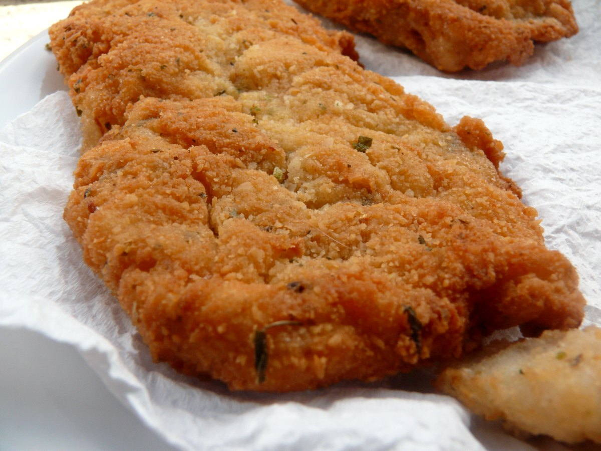 File milanesa comida jpg wikimedia commons for Argentinian cuisine history