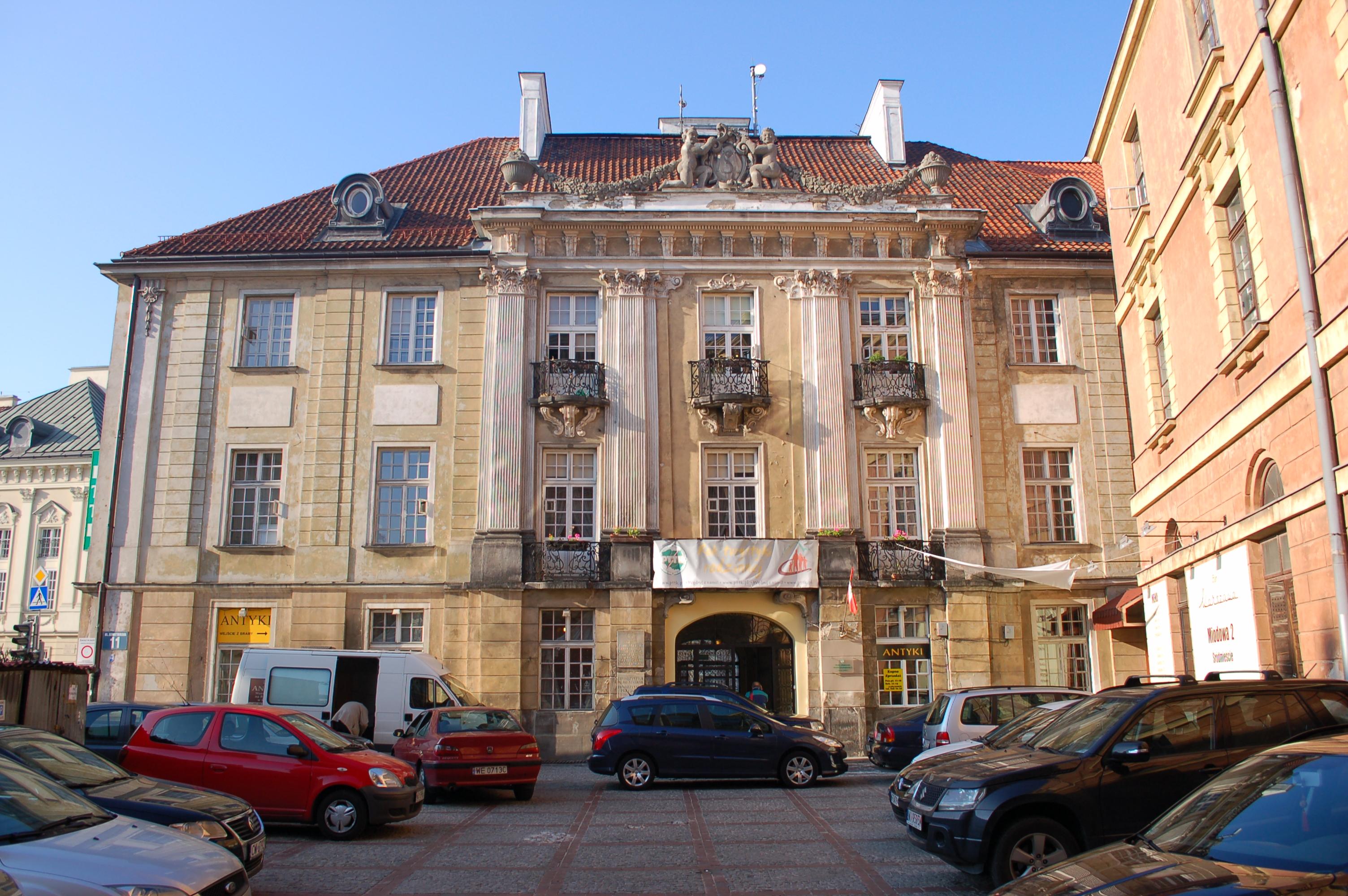 Pałac Małachowskich w Warszawie