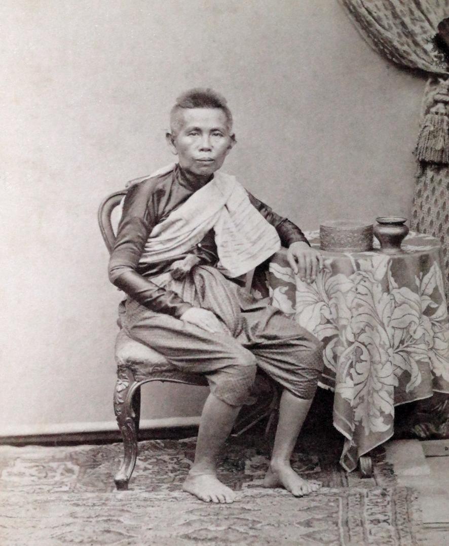 File Mongkut Cdv By Wilhelm Burger C1865 Png Wikimedia