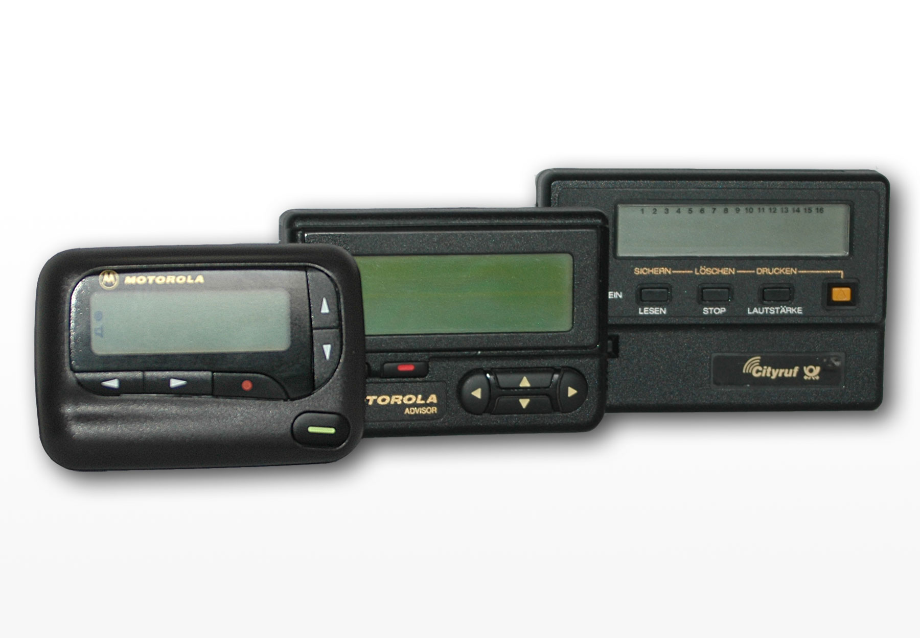Pager aansluiting