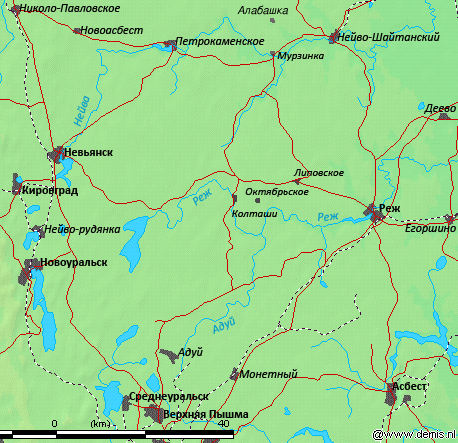 Самоцветная полоса Урала Википедия