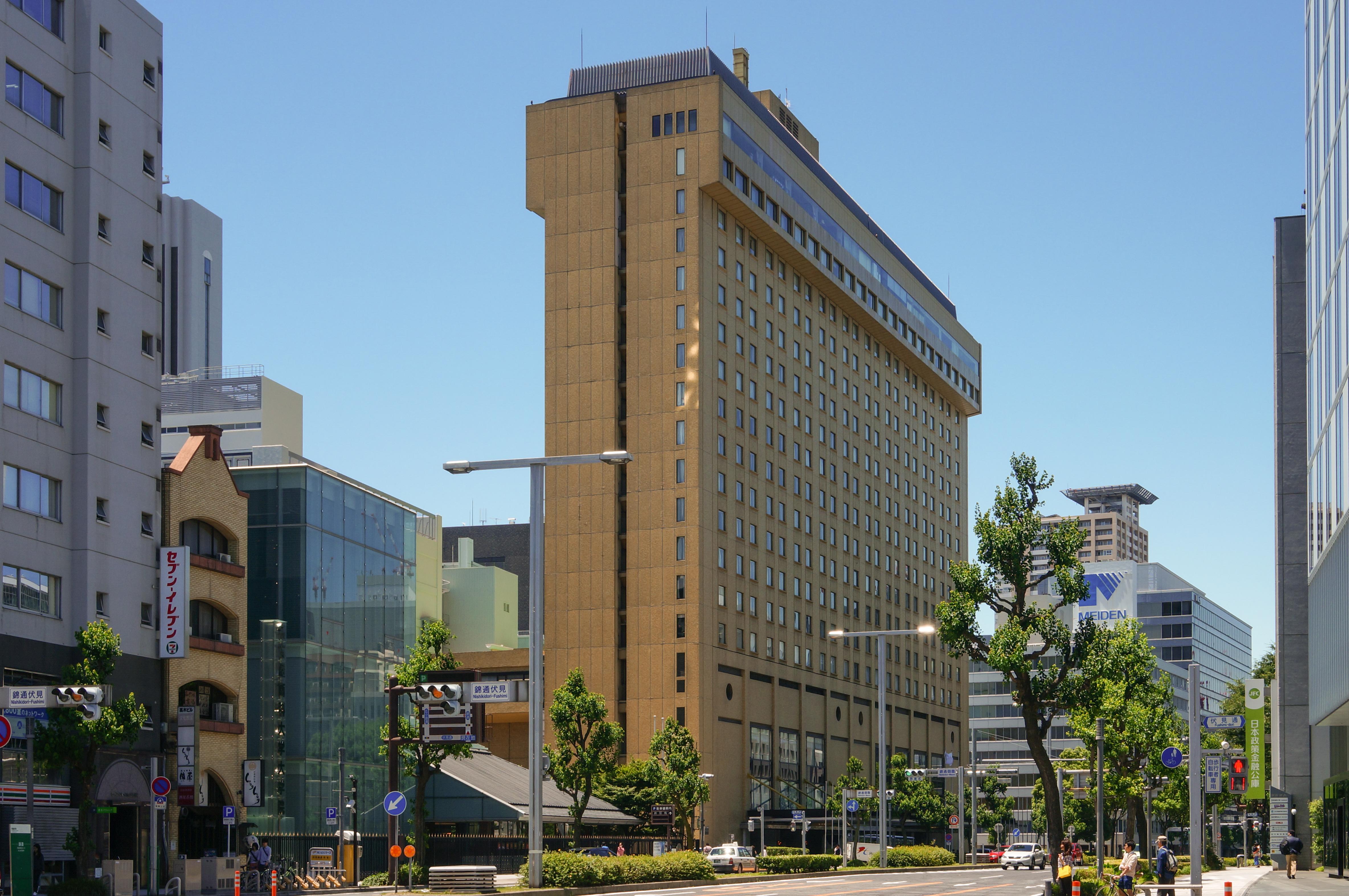 Nagoya Kanko Hotel Nagoya Japan