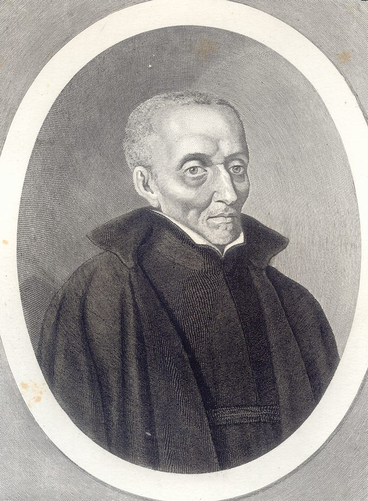 Father Nicolas Caussin