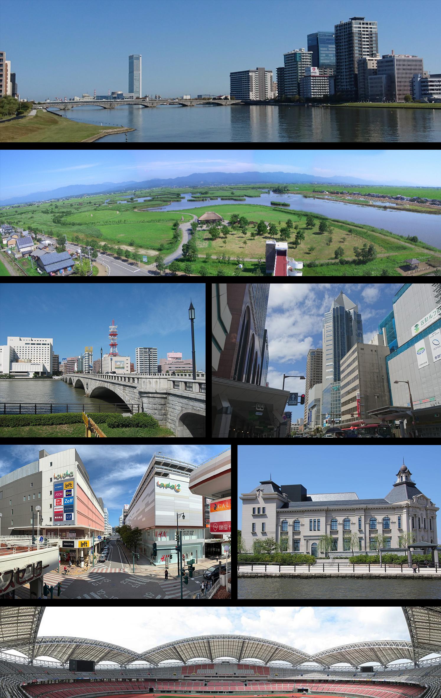 区 中央 大島 てる 新潟 市
