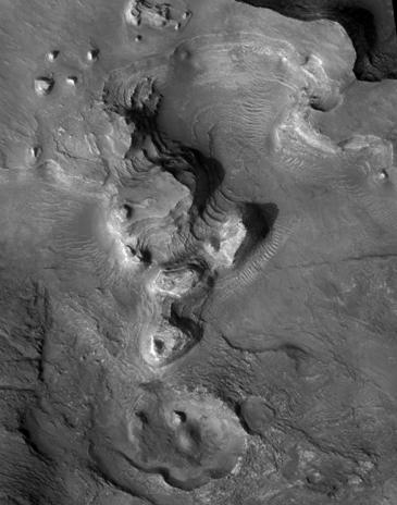 Nilosyrtis, as seen by HiRISE.