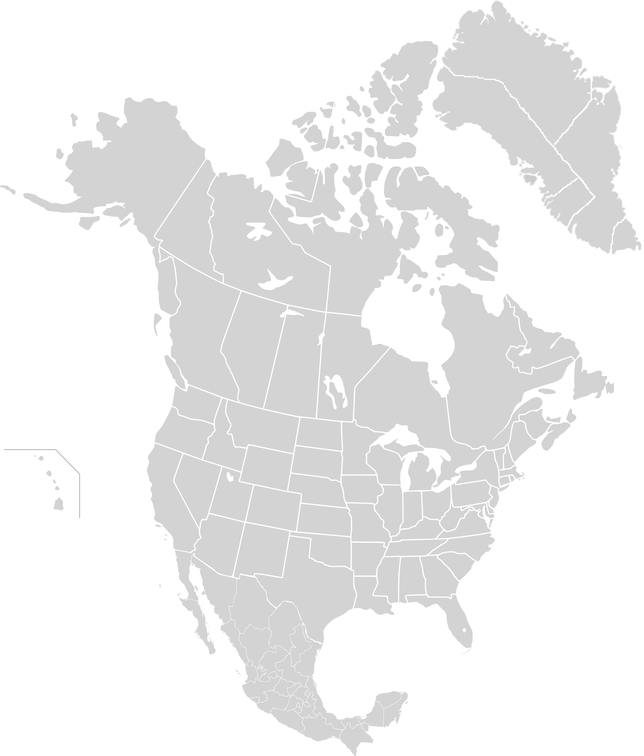 FileNorth America subnational division mappng Wikimedia Commons