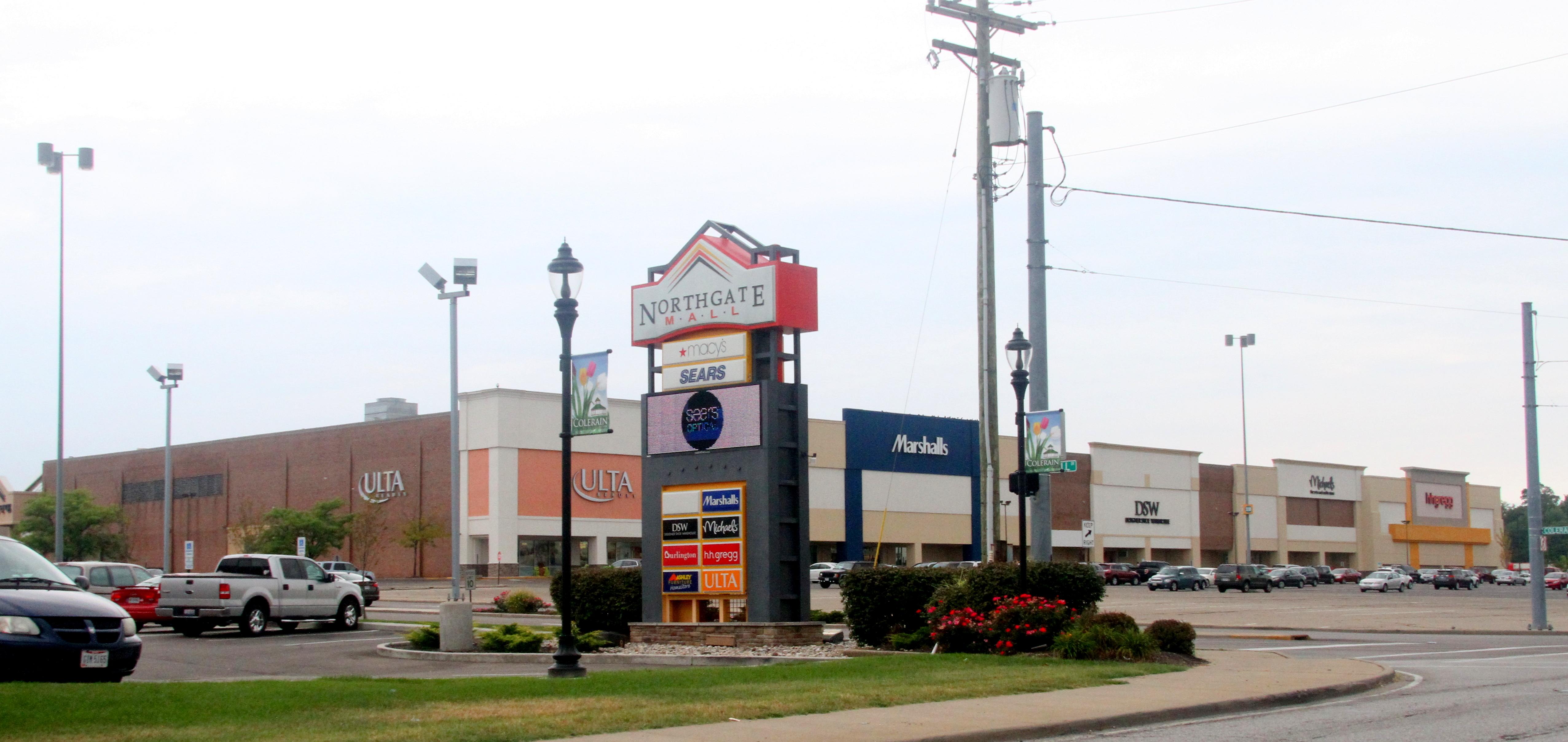 Northgate Mall (Ohio) - Wikipedia