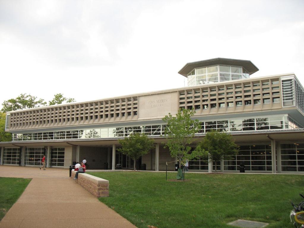 image of Washington University in St.Louis