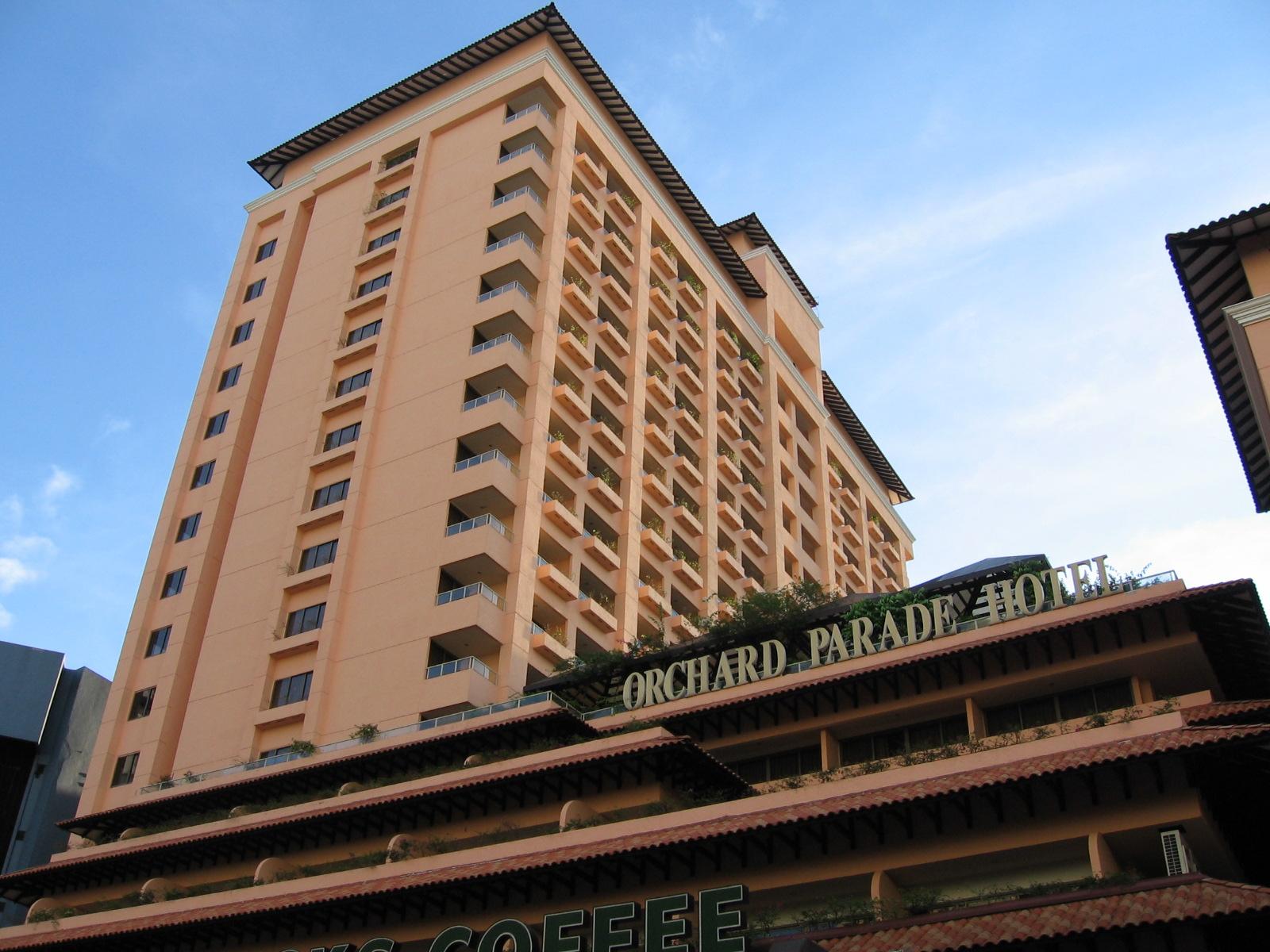 Orchard Parade Hotel Japanese Restaurant Akashi