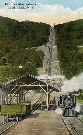 Narrow Car Seat >> Otis Elevating Railway - Wikipedia