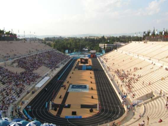 Depiction of Juegos Mundiales de Verano de Olimpiadas Especiales de Atenas 2011