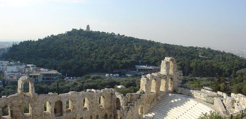 Philopappos ✧ Athen - Erkunden Sie die Hauptstadt von Griechenland ✧ Local City Guide