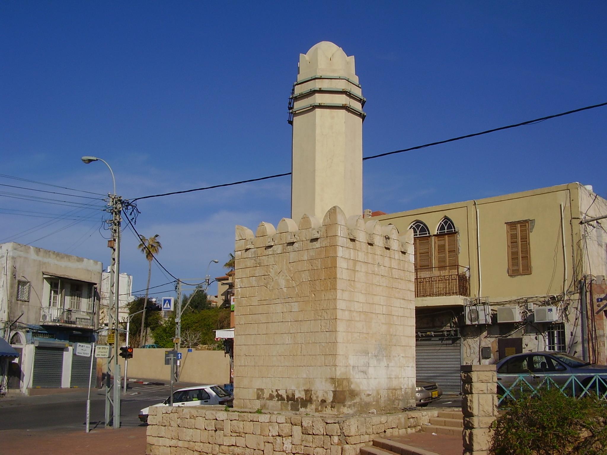 Izrael PikiWiki_Israel_11736_jaffa_mandatory_transformer_building