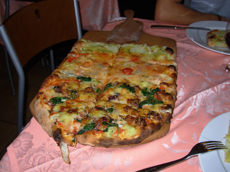 Pizza Al Metro Wikipedia