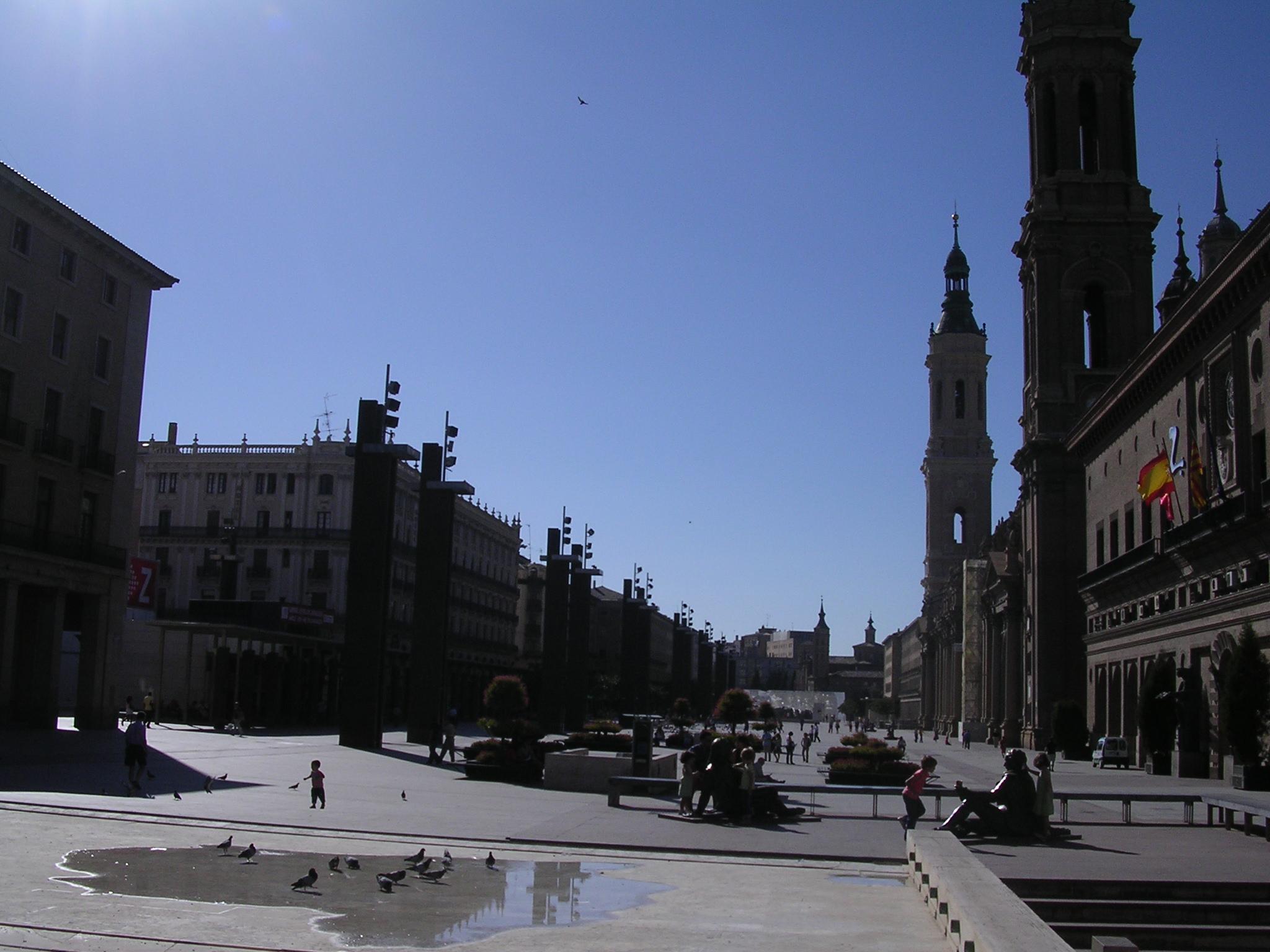 Ayuntamientos de Zaragoza
