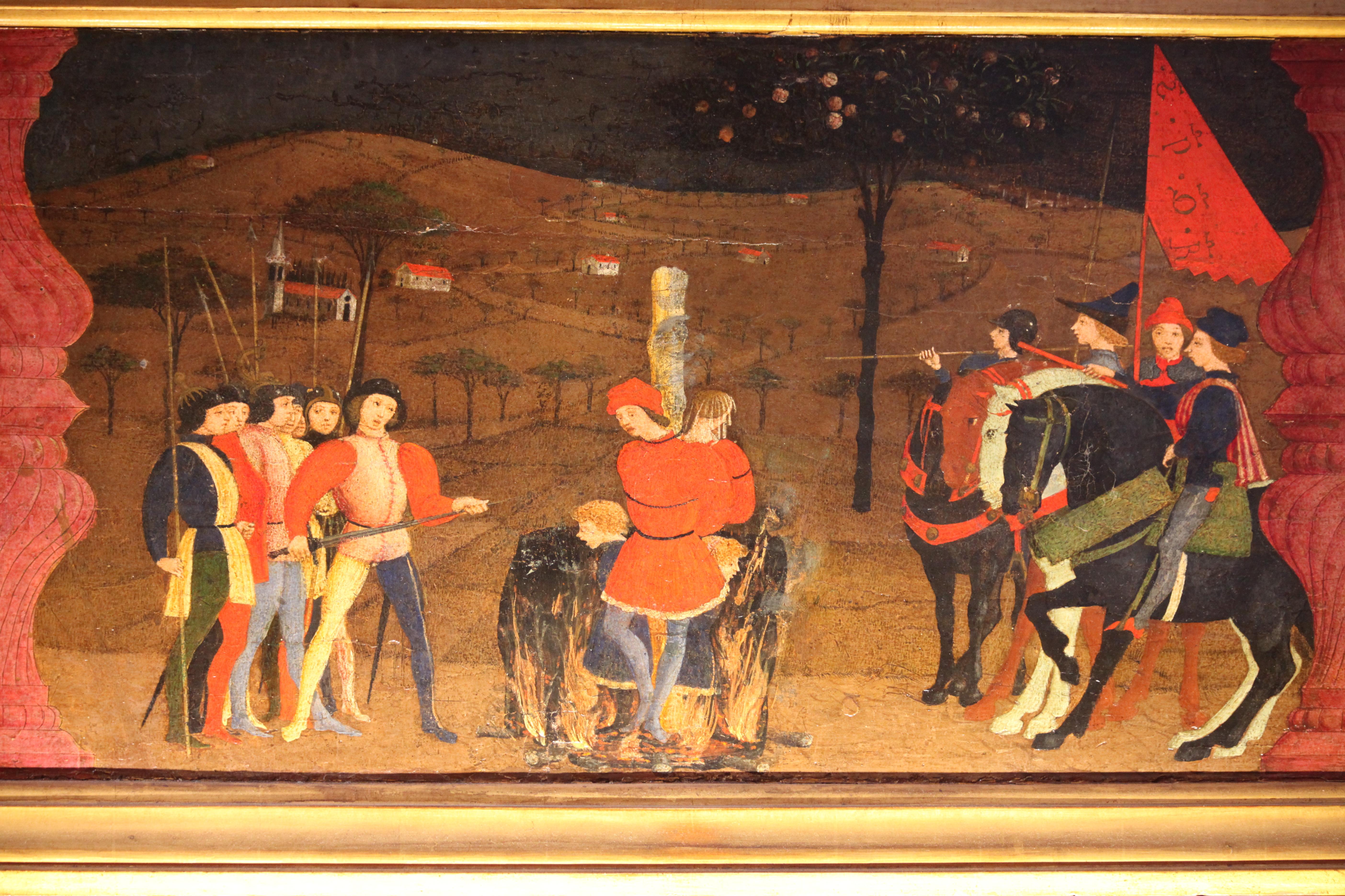 File:Predella dell'Ostia Profanata di Paolo Uccello, 1467-68,10