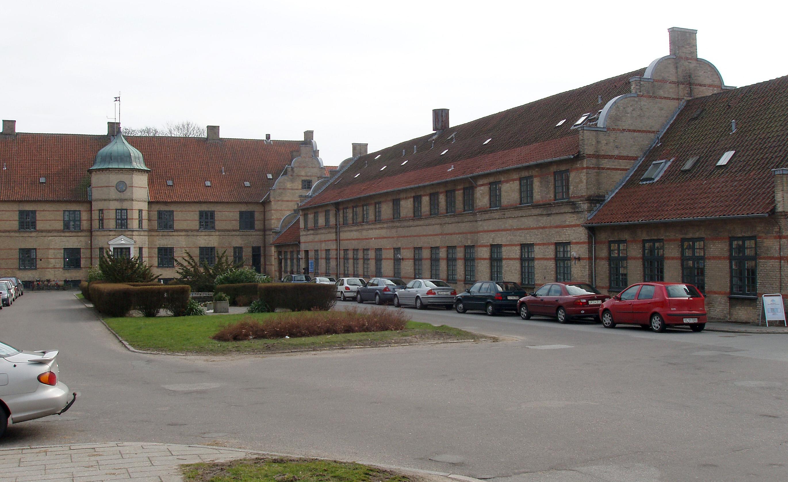 psykiatrisk hospital århus