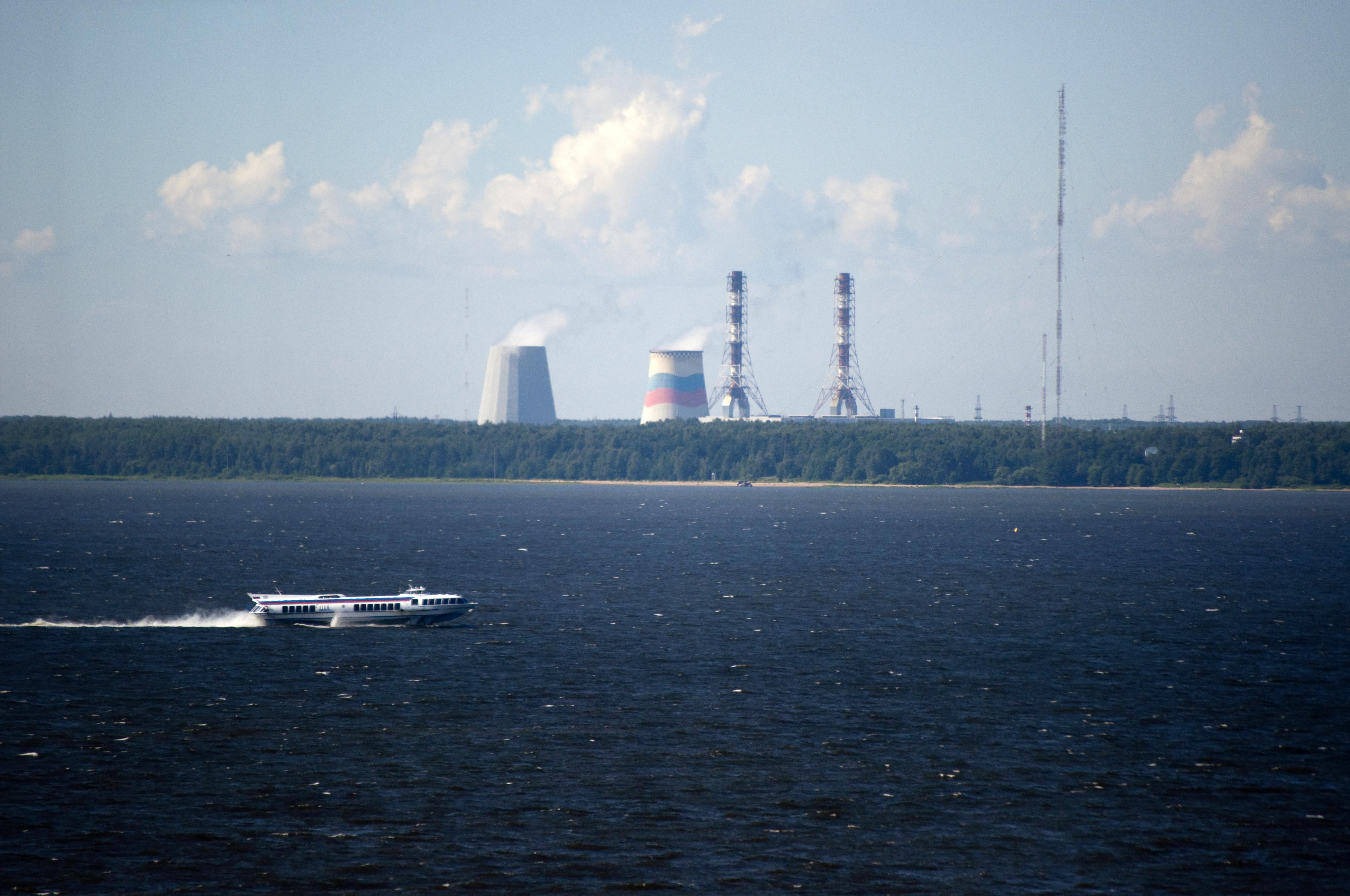 File:RU - Saint Petersburg - Energy - Hydrofoil - Nuclear - Non-renewable Energy - Nuclear Power Plant (4891300113).jpg