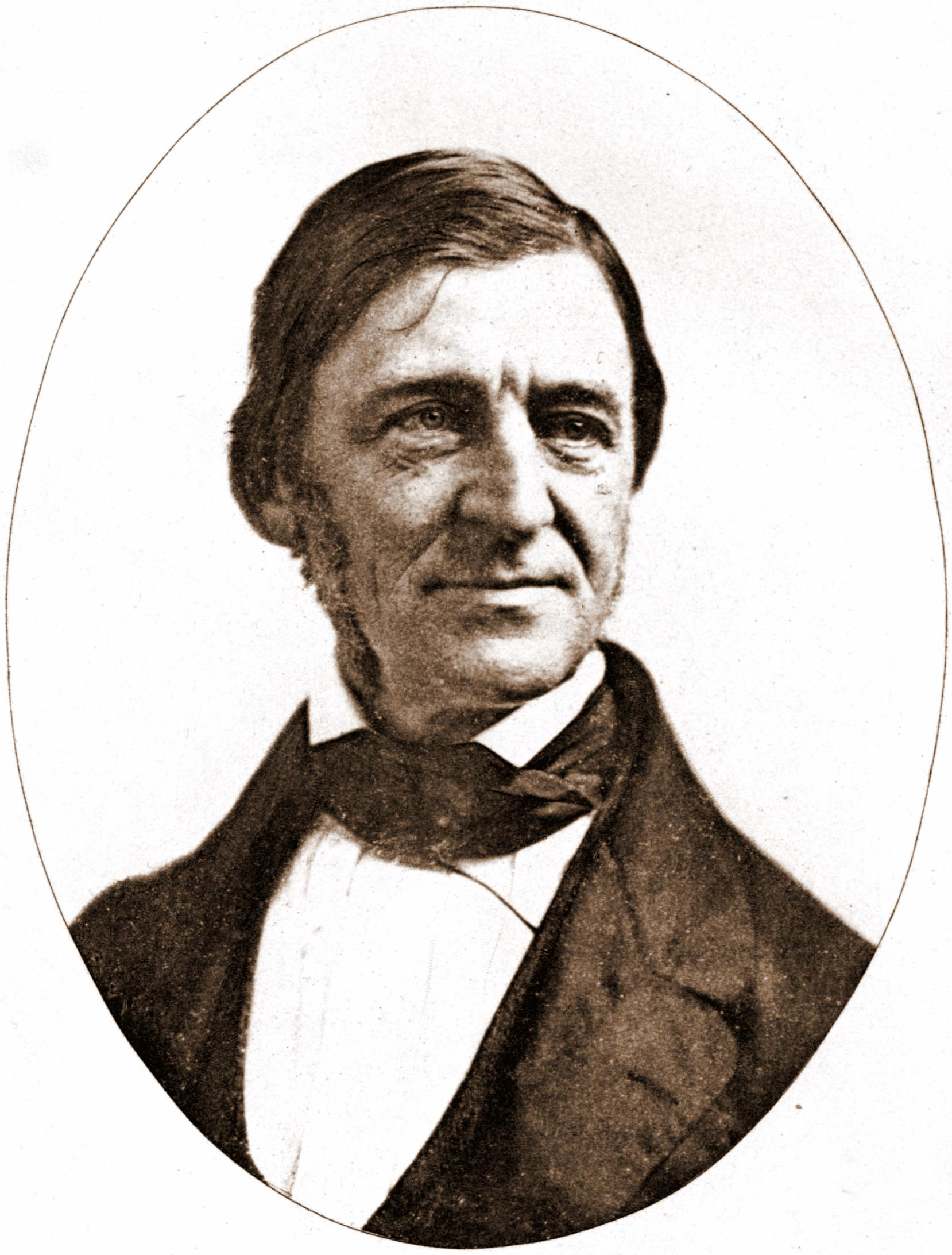 "emerson essay the transcendentalist In his essay ""the transcendentalist"", emerson links buddhism, while emphasizing on its spirituality and the current philosophy of transcendentalism emerson."