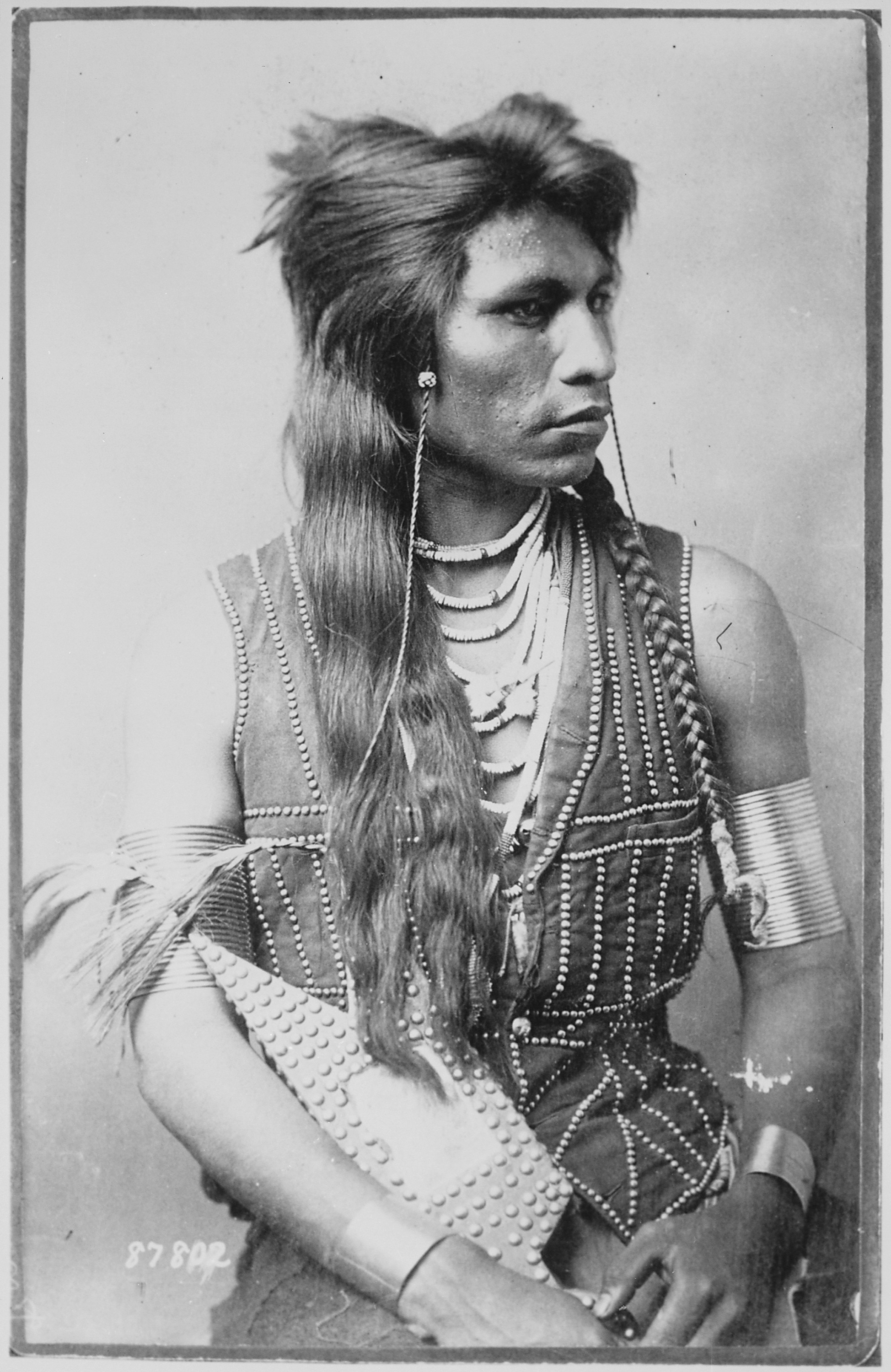 File Rabbit Tail Shoshone Member Of Captain Ray S Scout