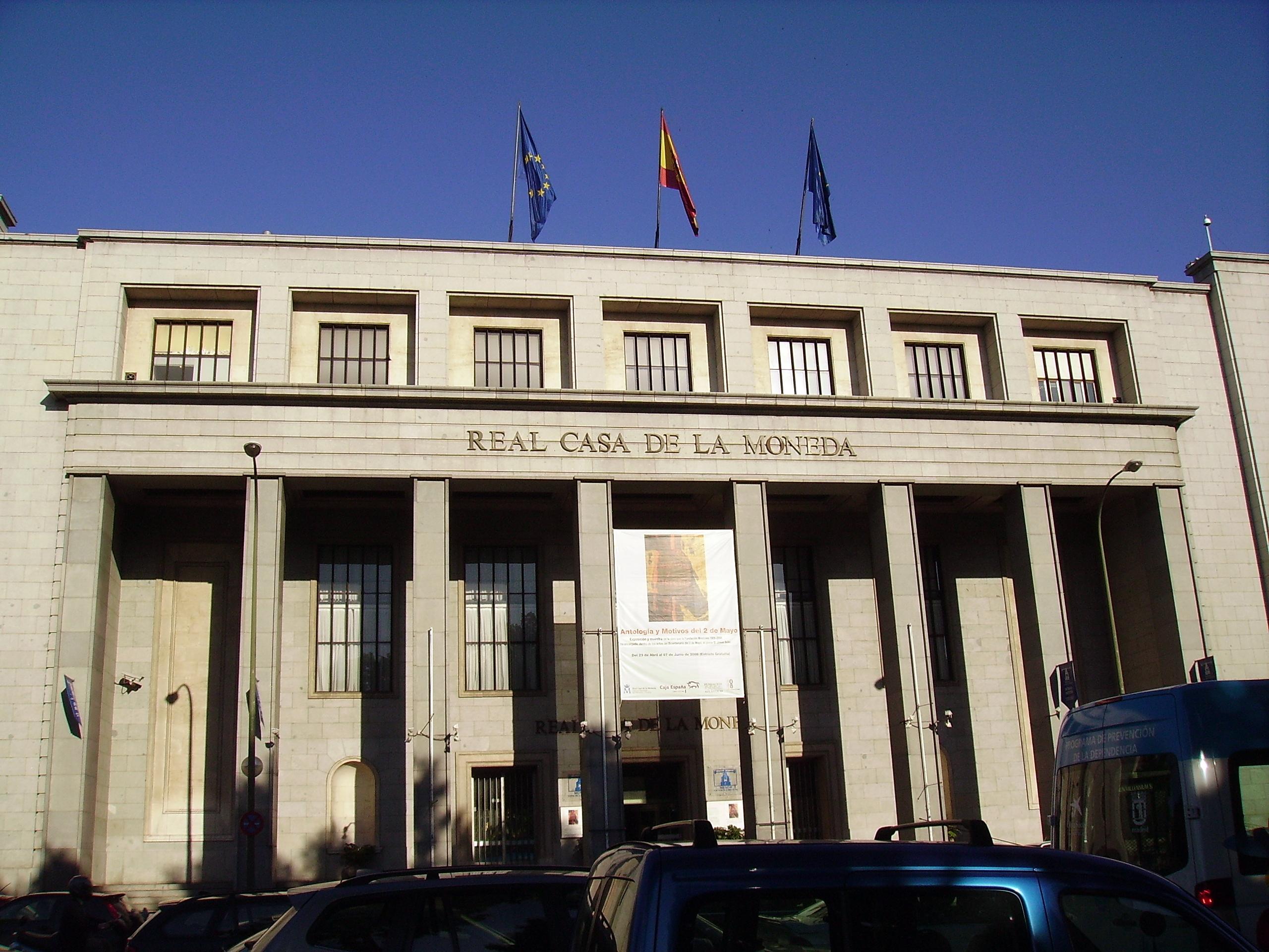 File real casa de la moneda fabrica nacional de moneda y timbre wikimedia commons - Timbre de casa ...