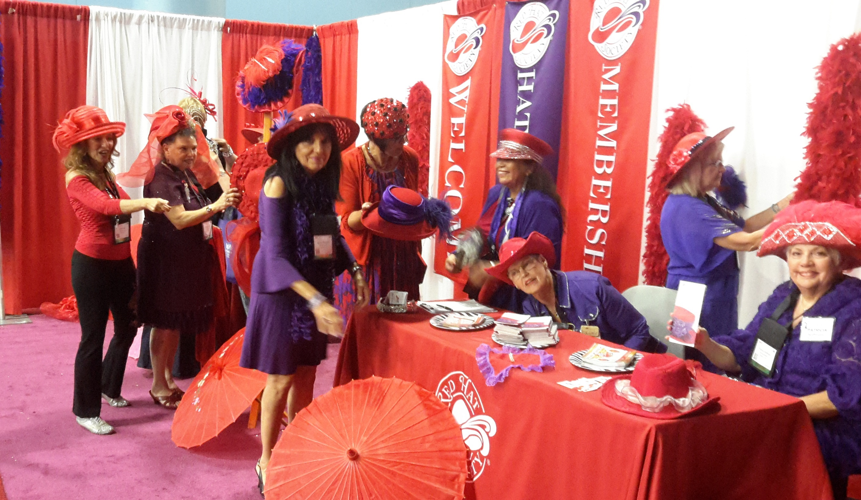 Red Hat Society - Wikiwand