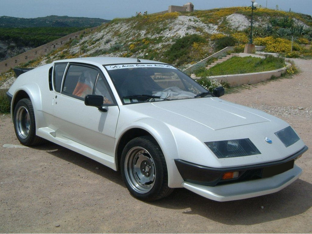 renault alpine a310 v6 group 4 1977 racing cars. Black Bedroom Furniture Sets. Home Design Ideas
